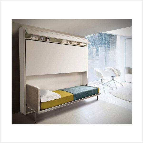 2-х ярусная шкаф кровать для детей
